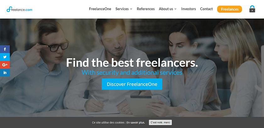freelance-main-page