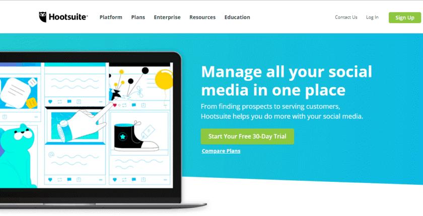 2021年最佳社交媒体营销工具