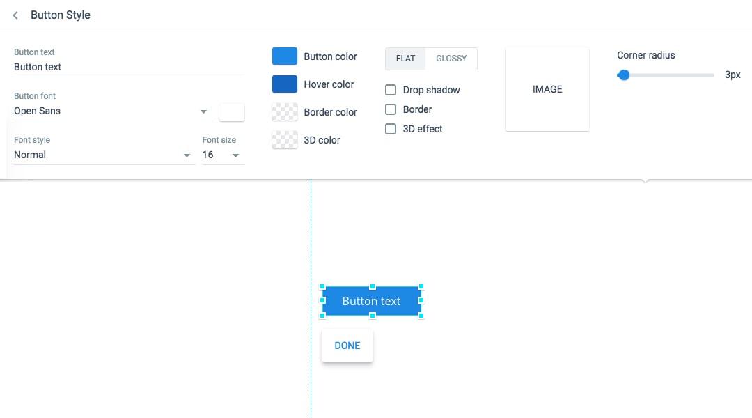 Builder Edit Button